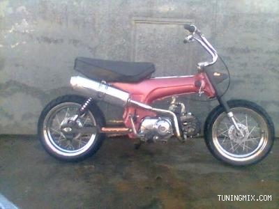 tuning argento (motos)
